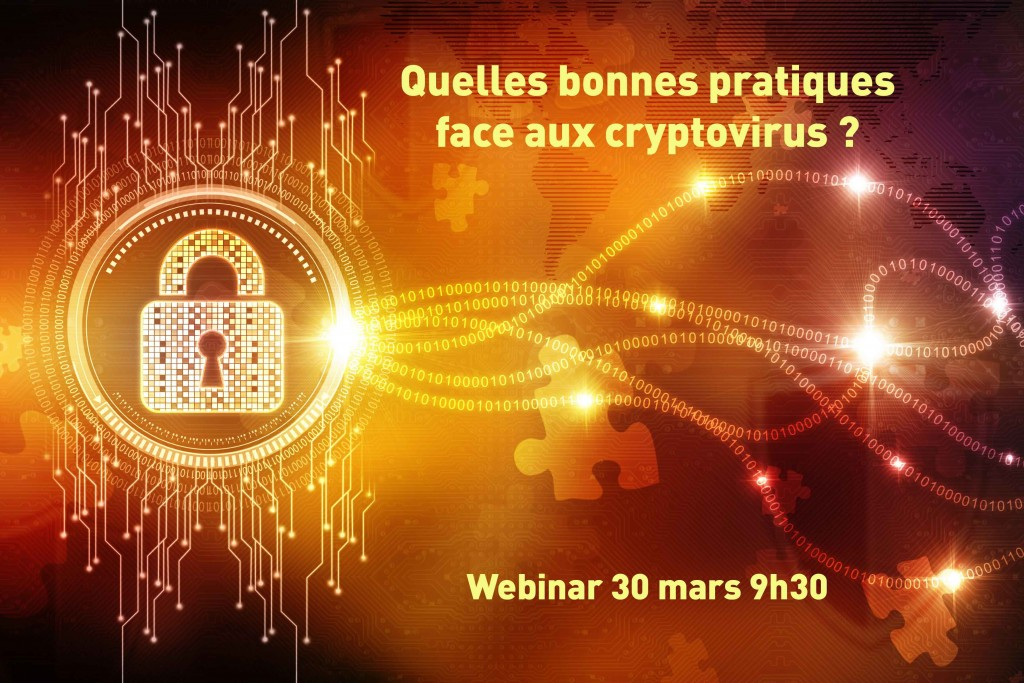 Webinar cryptovirus