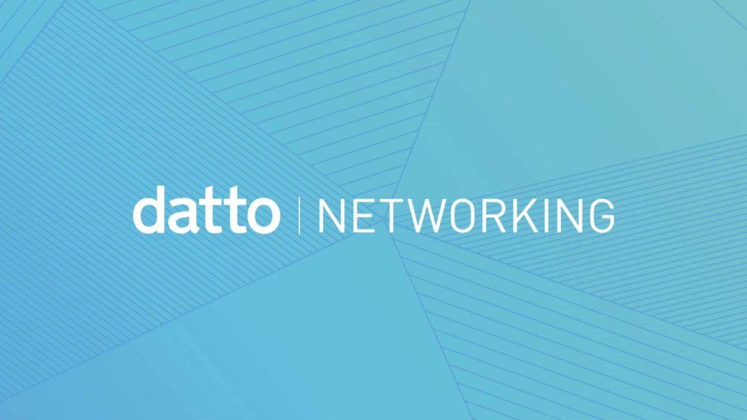 [Communiqué de presse] Datto lance le Networking en Europe