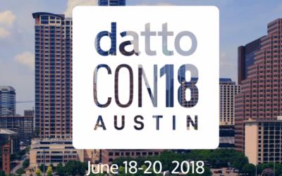 [Communiqué de presse] DattoCon fusionne avec Autotask Community Live pour créer le plus grand événement ouvert dédié au MSP