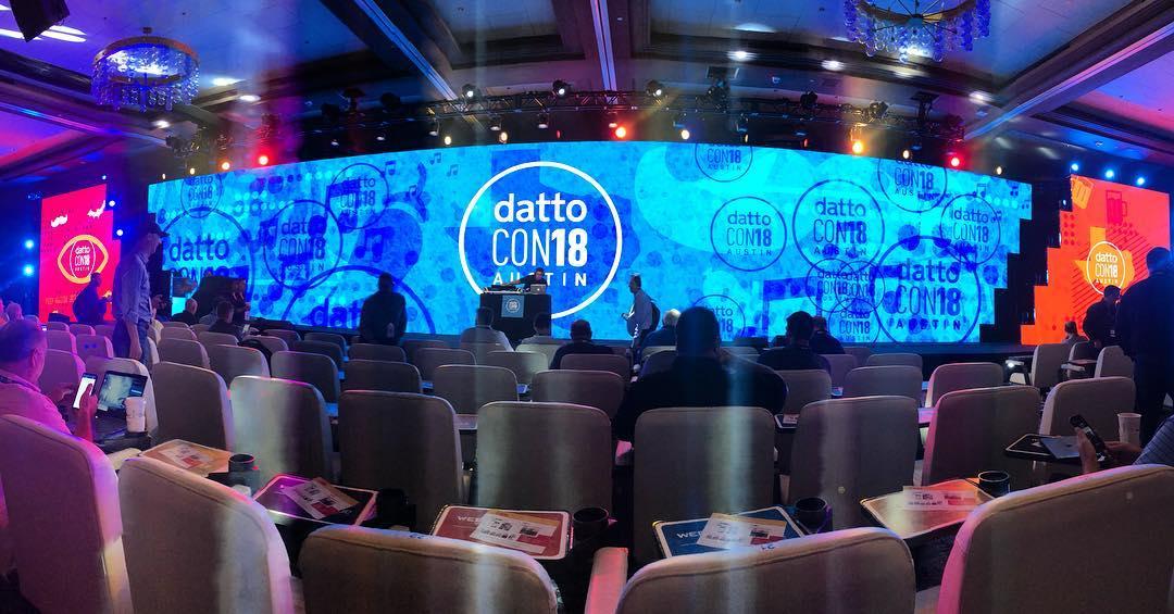 [Webinar]Recap DattoCon 2018: nouvelles fonctionnalités Datto Continuity, Networking, RMM et PSA taillées pour les MSP