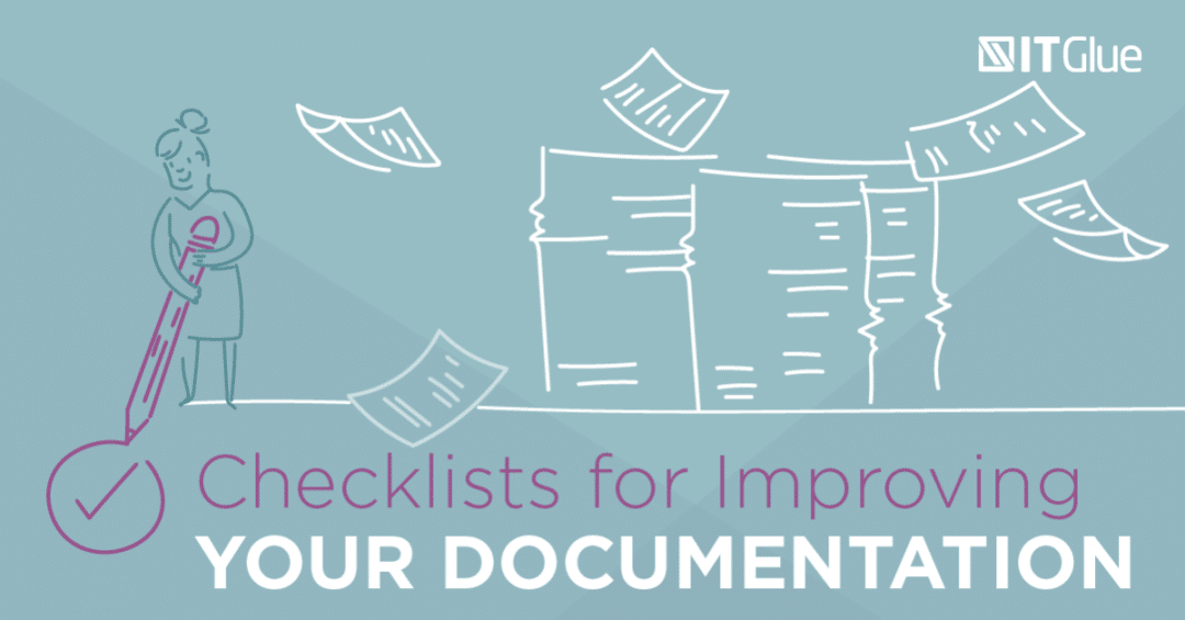 Utiliser les Checklists pour améliorer votre Documentation IT