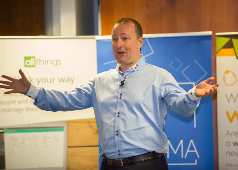 Richard Tubb, expert et coach de MSP, attendu comme guest speaker à MSPCon18