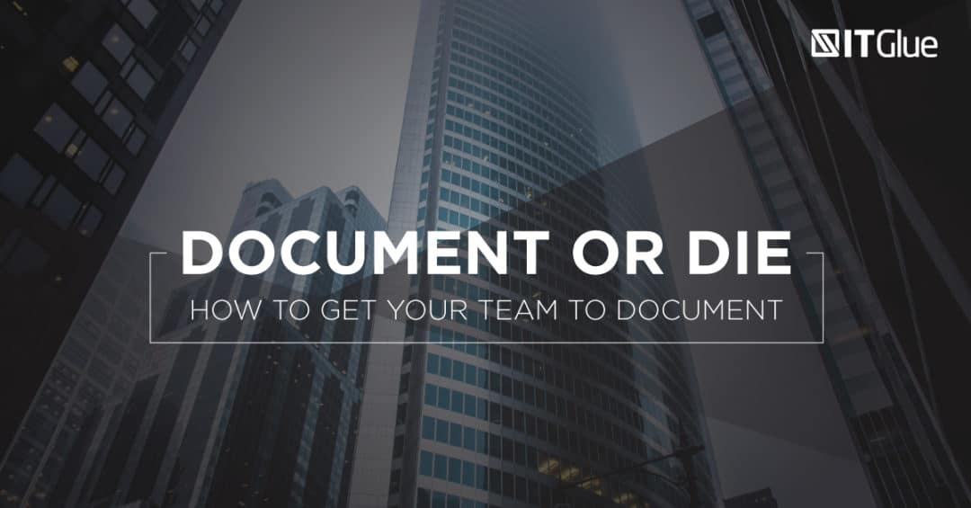 """Document or Die"" : comment inciter votre équipe à documenter ?"
