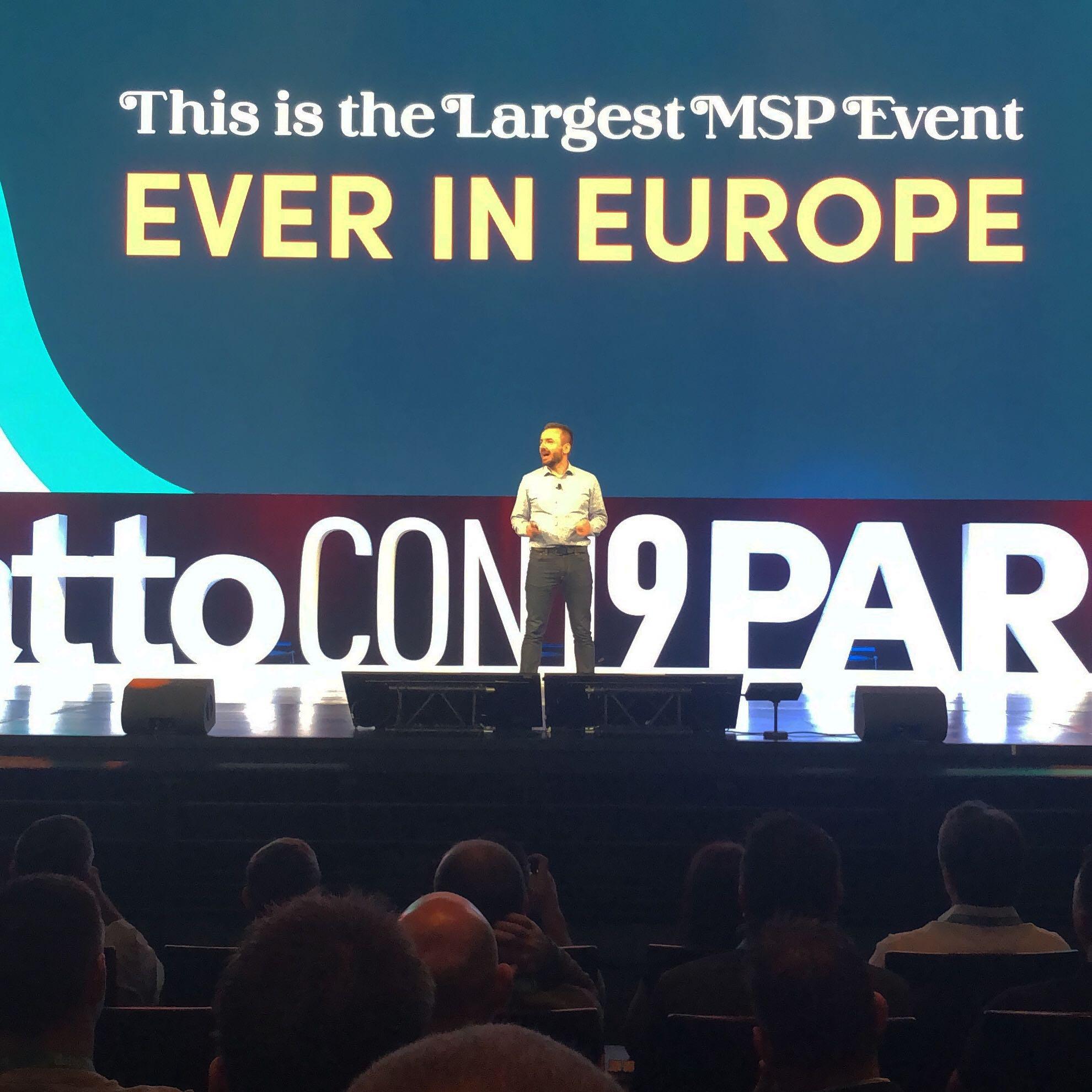 [Communiqué de presse] Datto organise sa plus grande conférence européenne à ce jour pour les fournisseurs de services managés