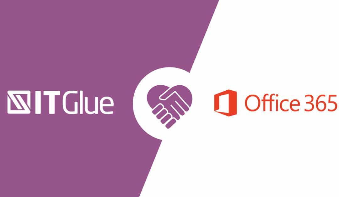 Intégration IT Glue avec Office 365