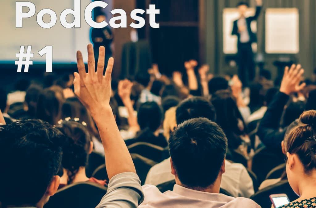 Le French MSP Podcast – #1 Spéciale Conférences MSP – DattoCon Paris