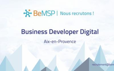 [Recrutement] Business Developer Digital