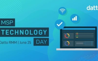 [Datto] MSP Technology Day : RMM – Jeudi 25 juin 2020