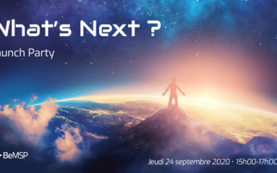 What's Next ? Launch Party BeMSP – Jeudi 24 septembre 2020