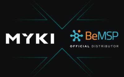 MYKI annonce un partenariat avec BeMSP pour leur solution de gestion des mots de passe et des identités [Communiqué de presse]