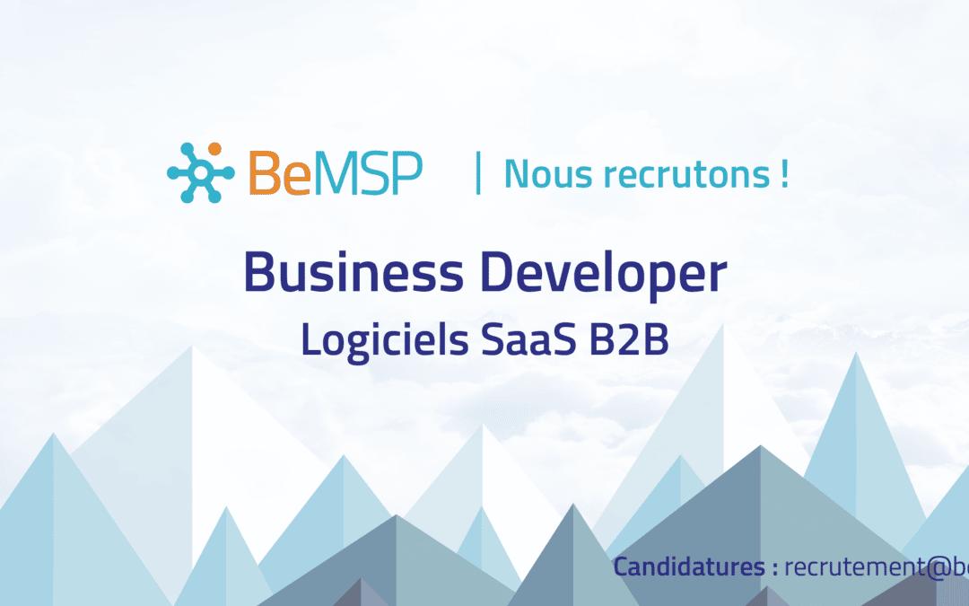Business Developer SaaS B2B2021