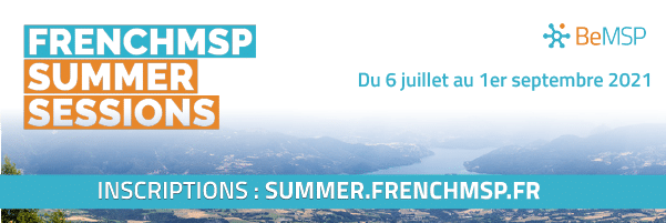 FrenchMSP Summer Sessions 2021