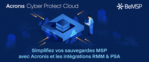 Webinar Acronis Cyber Protect Cloud